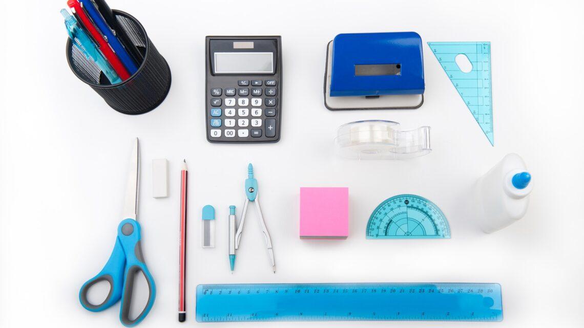 Stort sortiment af kontorartikler til virksomheder og kontormaskiner